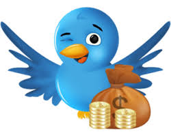 Tweet..tweet..there is money!