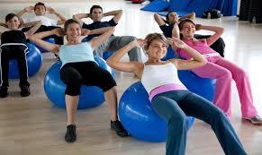 Dance Your Calories Away WithAerobics