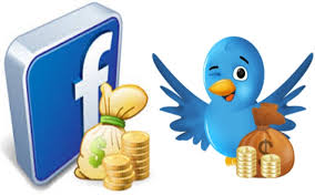Mess Around On Facebook And Twitter To Make Money Online